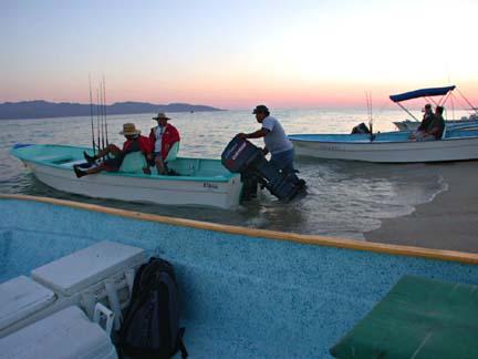 Species fishing day at la paz for Baja california fishing