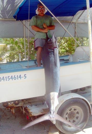 la ribera baja fishing trips