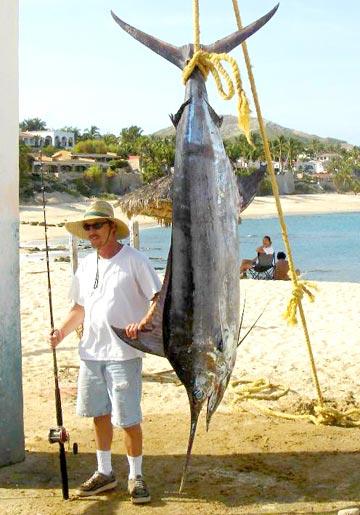 San jose del cabo sportfishing pangas score after otis for San jose del cabo fishing charters