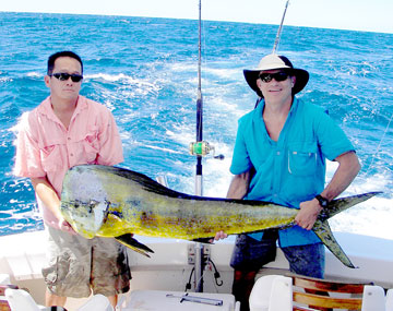 San jose del cabo tuna fishing is close to shore mexico for San carlos mexico fishing