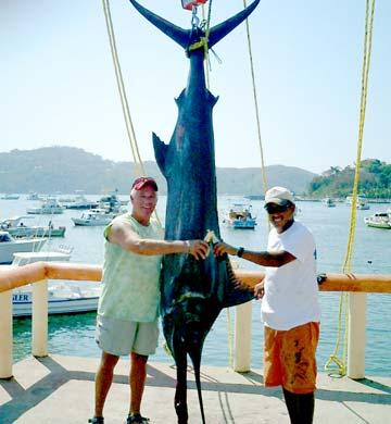Ixtapa Mexico Fishing Photo 1