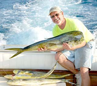 Dorado fishing solid for la paz pangas puerto vallarta for San carlos mexico fishing