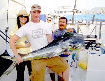 Historic marlin bite for Cabo San Lucas fishing boats ...