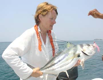 Dorado turn on for East Cape sportfishing boats, Ixtapa ...