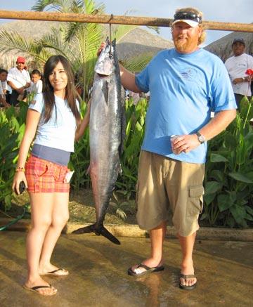 Cabo san lucas fall marlin fishing season is going full for San jose del cabo fishing charters