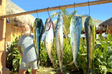 Species fishing at san jose del cabo for a mixed very for San jose del cabo fishing charters