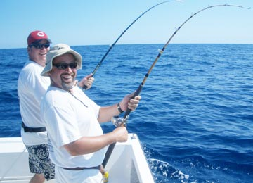 Southern baja fishing areas dodge early summer season 39 s for Loreto mexico fishing