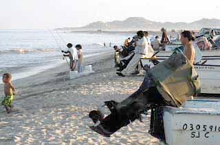 Local la playita fishing tournament held at san jose del for San jose del cabo fishing report
