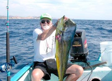 Panga fishing trip with francisco 39 s fleet at punta for San jose del cabo fishing report